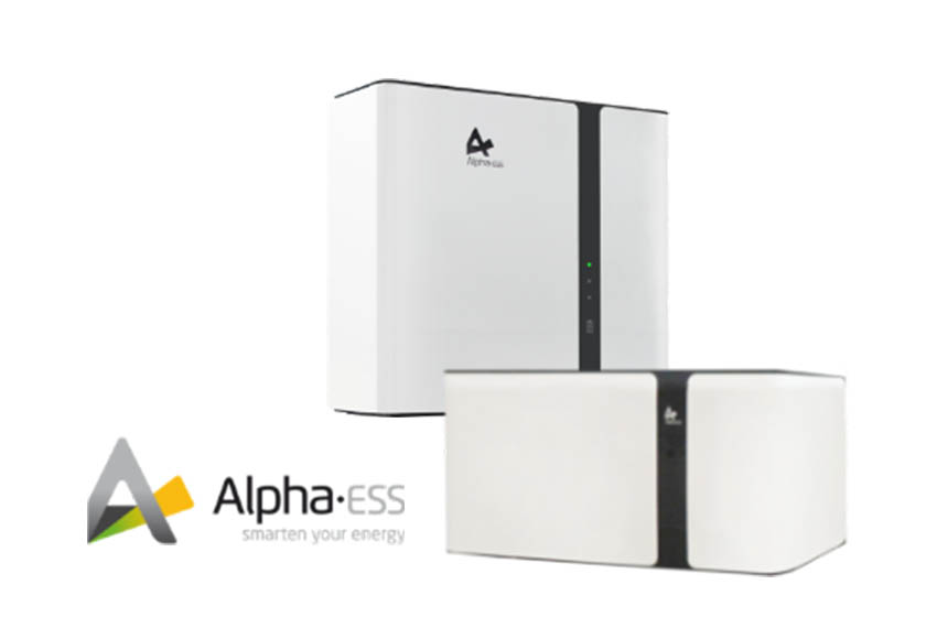 Stromspeicher Von Alpha ESS