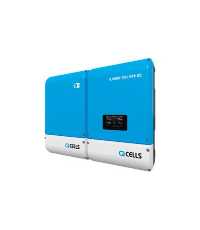 Q Cells Wechselrichter